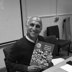 Navin Kikabhai, Allfie's Chair of Trustees