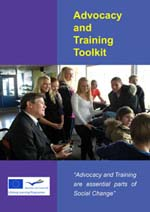 Cover of the Advocacy Toolkit