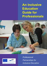 Cover of the professionals guide
