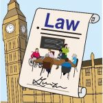 Education law and policy: image of education law document and Parliament
